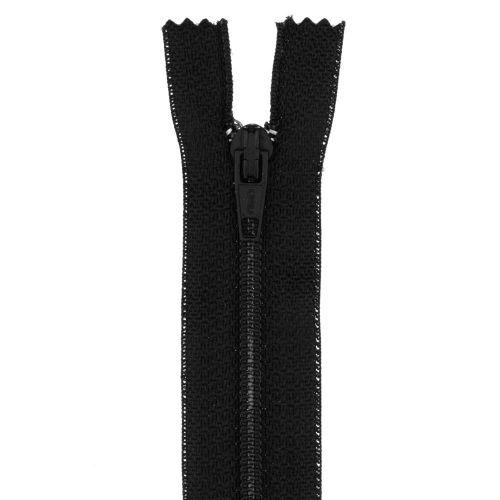 Black Zipper (Size- Girls)
