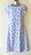 Ladies' Size XL - Pastel Dots