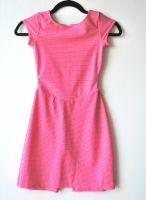 Youth Size 6 - Pink and Orange Moroccan Print